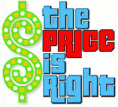 get on the price is right