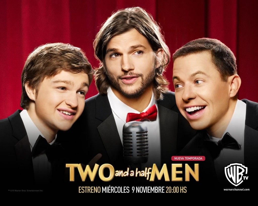 tickets for 2 and a half men