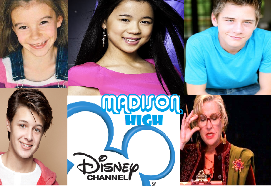 disney channel madison high