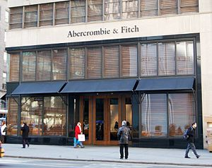 A&F Abercrombie Auditions