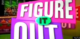 Nickelodeon Figure It Out / Figure This Out