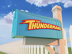 "Nickelodeon ""The Thundermans"""
