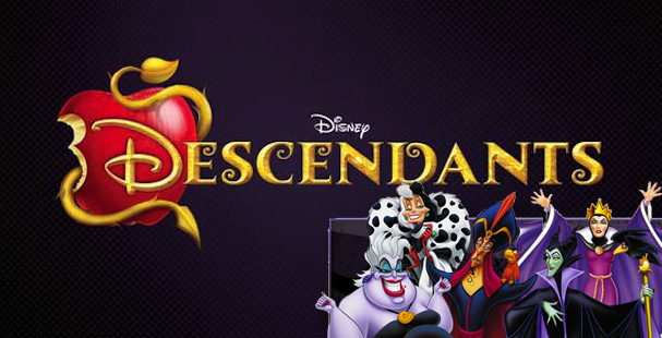 "Disney New Show ""Descendants"""