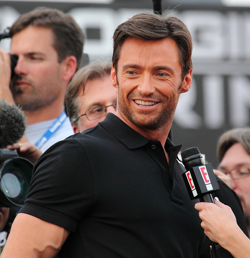 "Hugh Jackman cast as Blackbeard in ""Pan"""