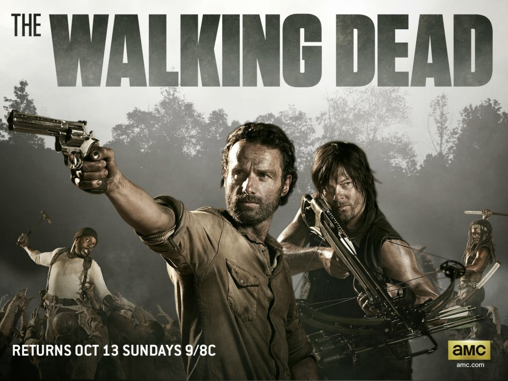 The Walking Dead talk show, The Talking Dead now casting