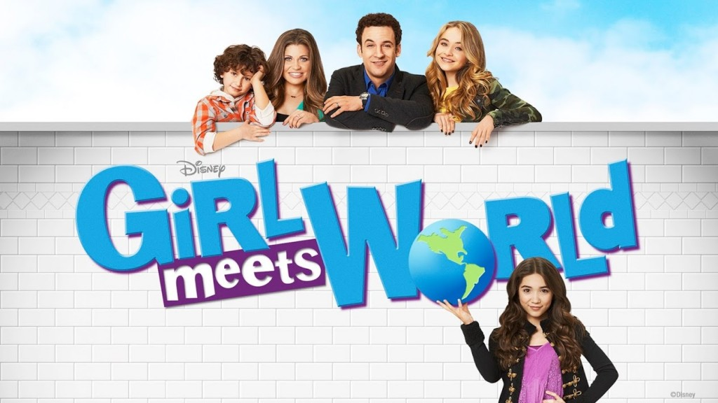Girl Meets World Title