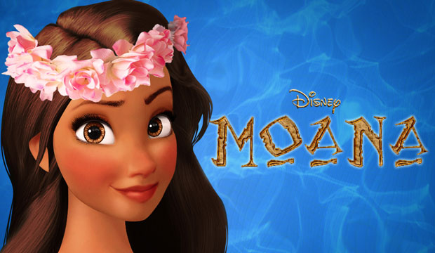 "Auditions for Disney movie ""Moana"""