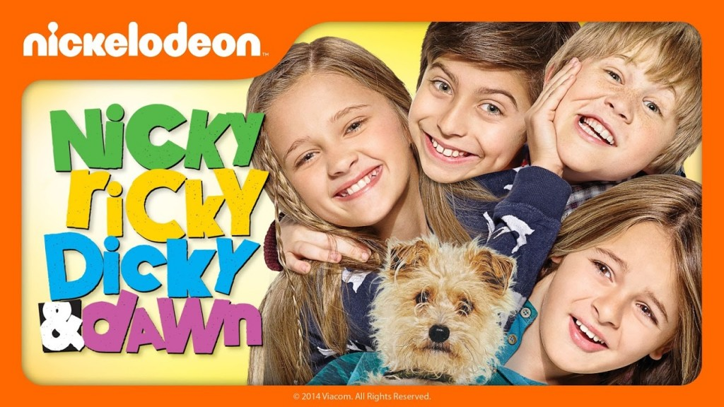 Casting information for Nick's Nicky, Ricky, Dicky and Dawn