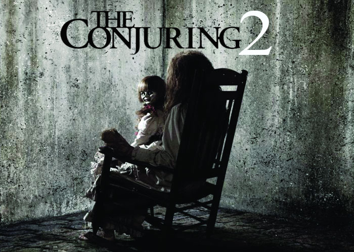 movie auditions for kids - horror film The Conjuring 2