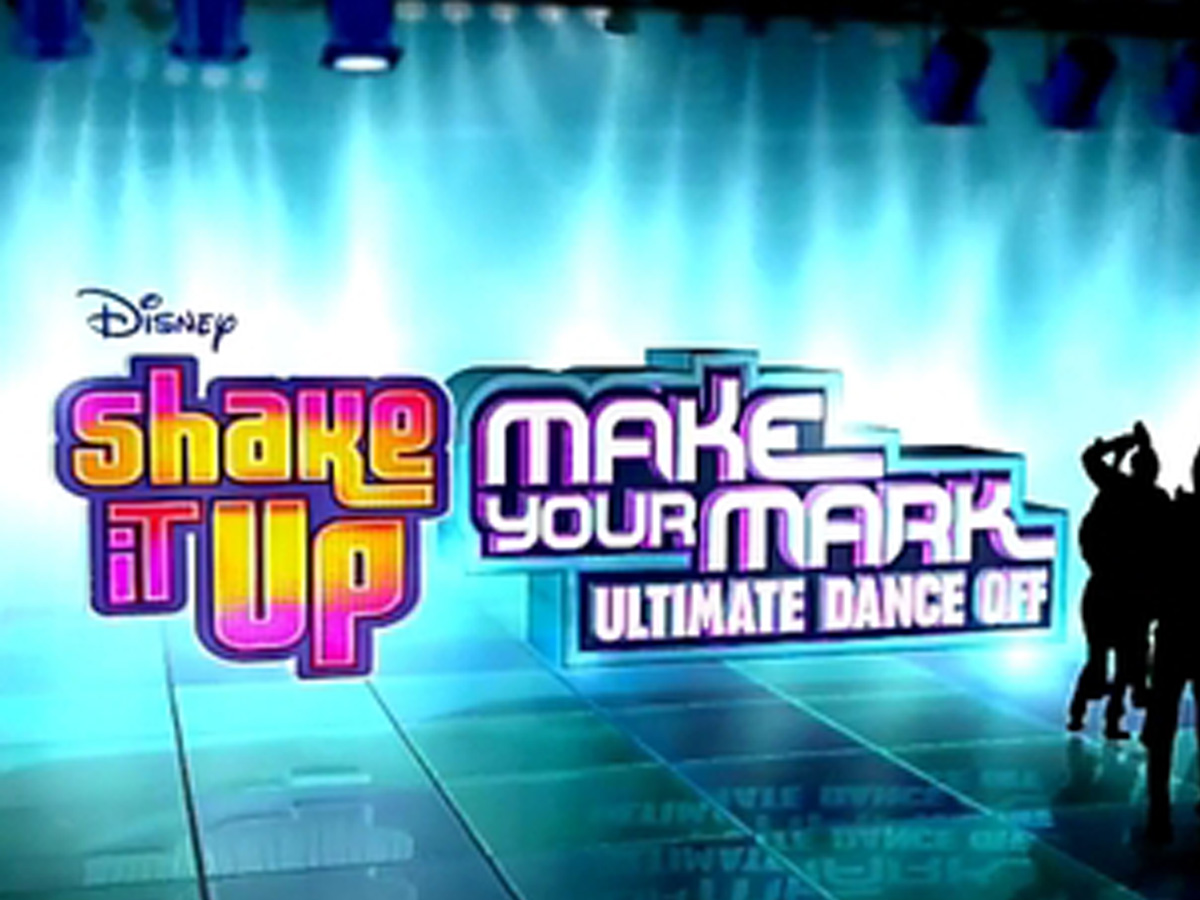 "Disney Dance Audition – Shake It Up ""Make Your Mark"""