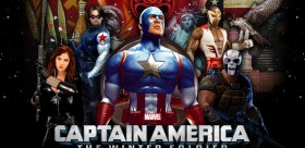 Captain America 2: The Winter Soldier casting