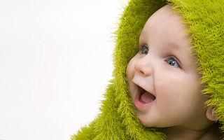Gerber Baby Modeling